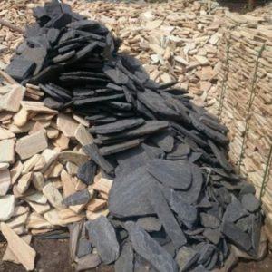Плитняк-рваный «черный»